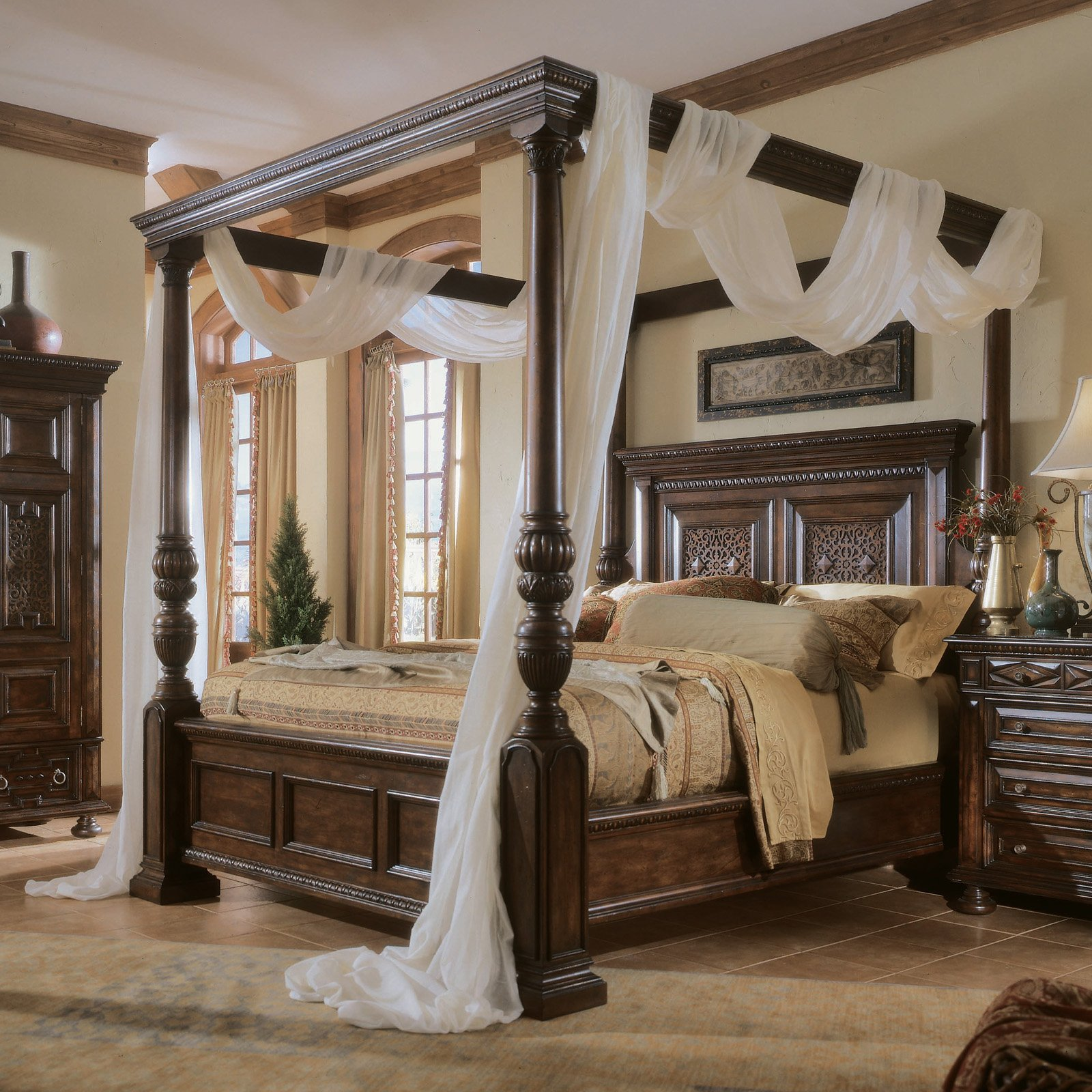 Canopy Bed Ideas For Adults On A Budget
