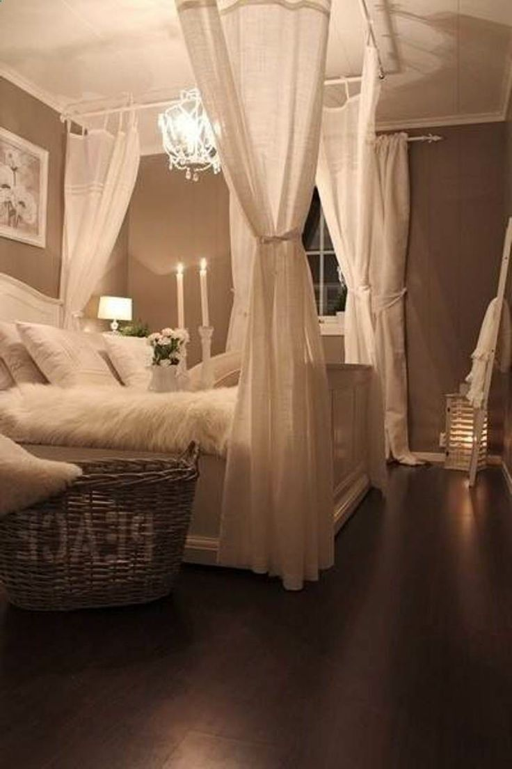 Image of: Canopy Bed Ideas For Adults On A Budget