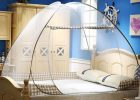 Full Size Bed Tent Canopy 09