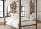 Gold Canopy Bed Frame 11