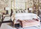 Gold Canopy Bed Frame 18