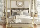 Gold Canopy Bed Frame 20