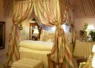 Gold Canopy Bed Frame 22