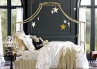 Gold Canopy Bed Frame 27