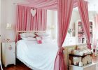 Princess Drapes Over Bed 11