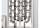 Short Decorative Curtain Rods 05