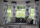 Short Decorative Curtain Rods 06