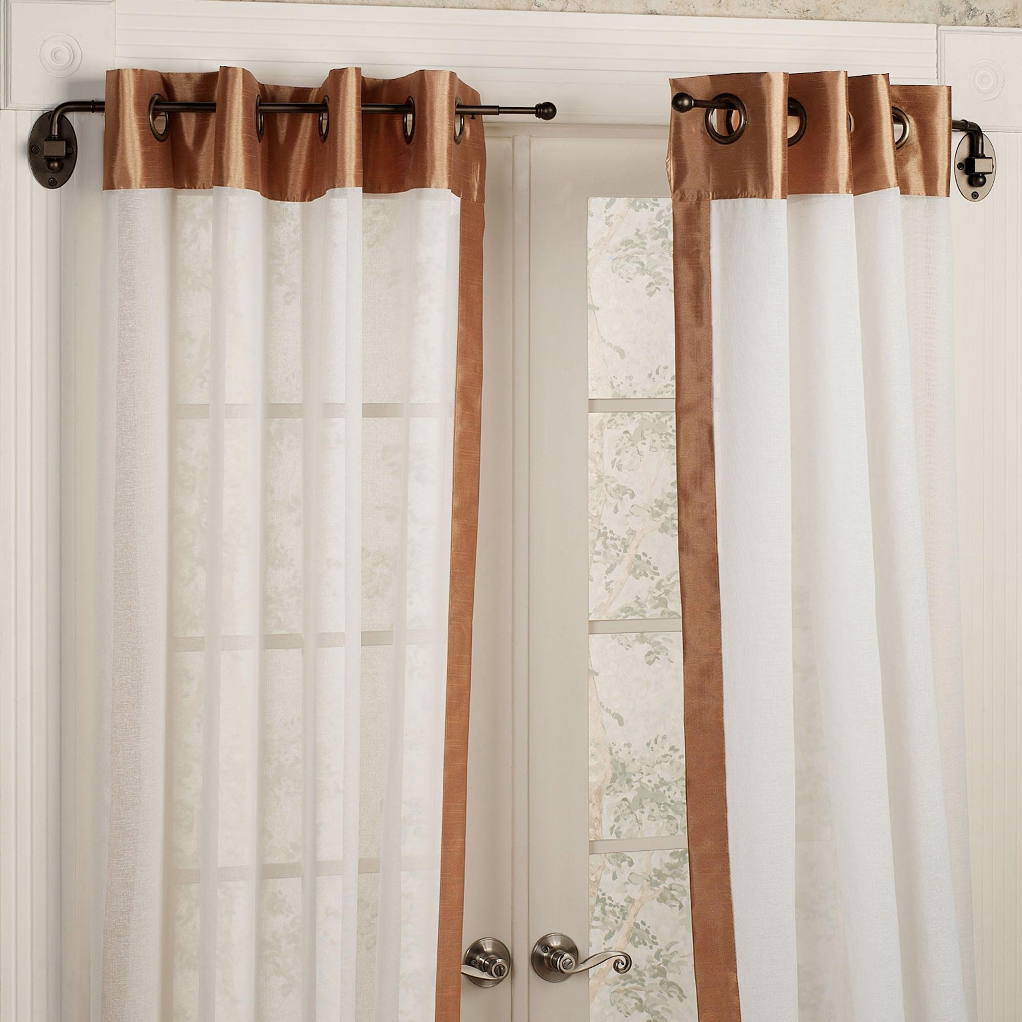 Short Decorative Curtain Rods 09