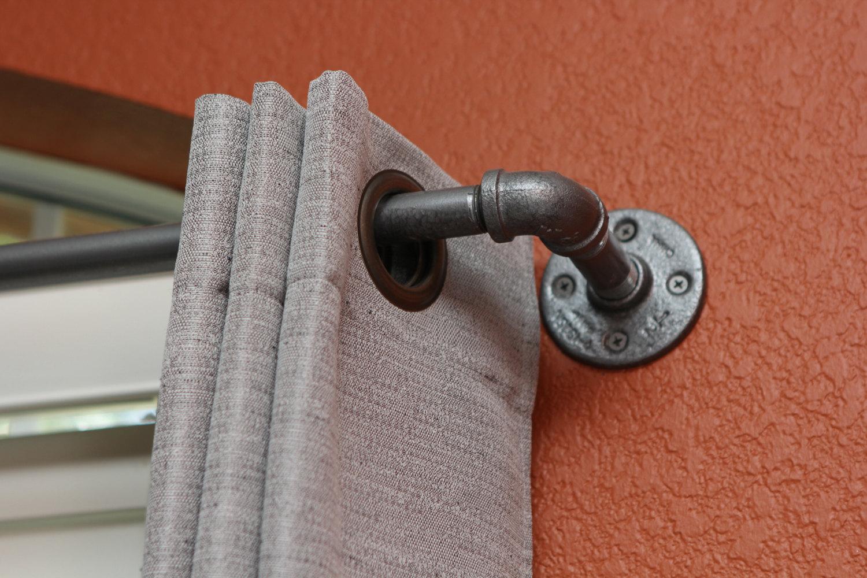 Short Decorative Curtain Rods 14