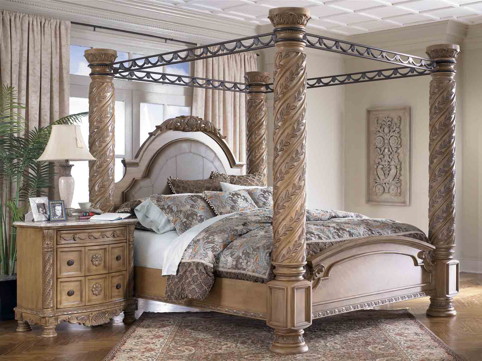 Unique Canopy Beds Furniture For Best Inspirations Ideas