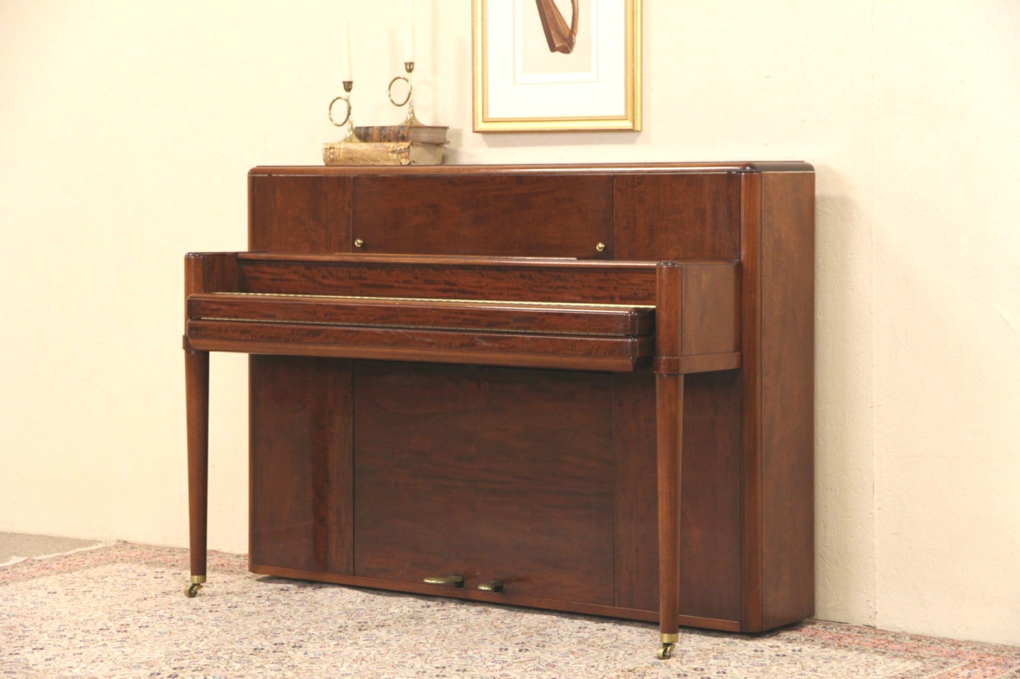 """mid century modern piano 