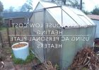 Heating a small greenhouse with electricity (Lowest Watt heater ..