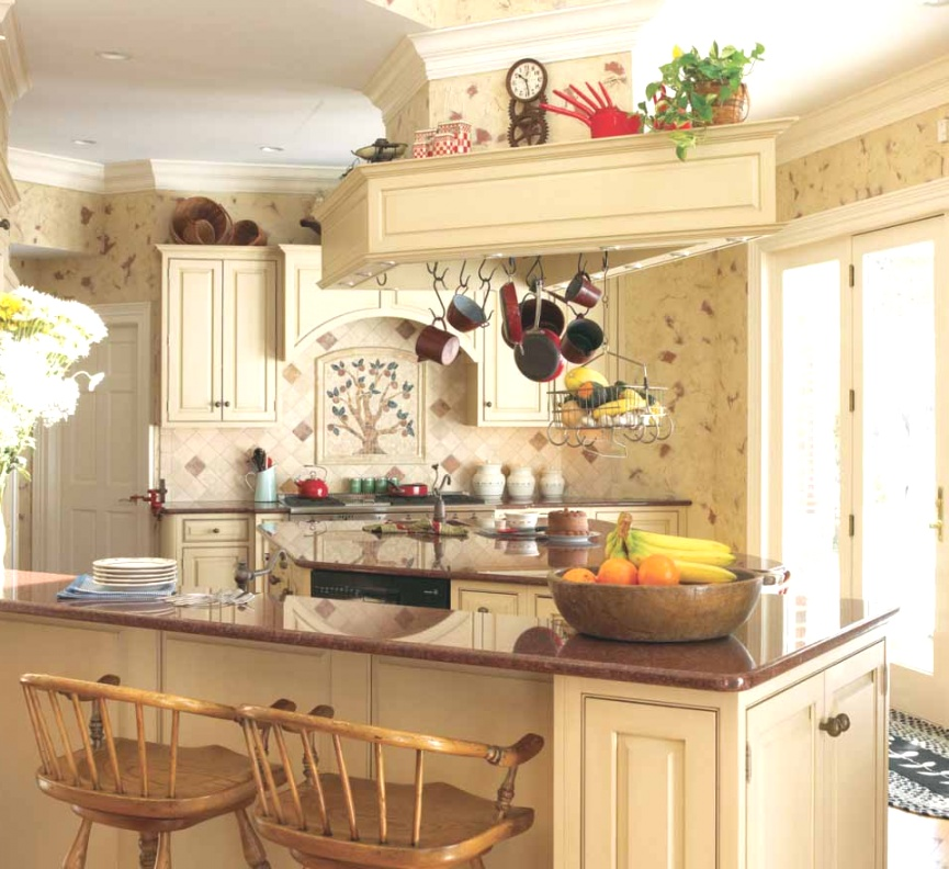 decorating themes | Smothery Kitchen Decorating Ideas On A Budget Plus Kitchen ..