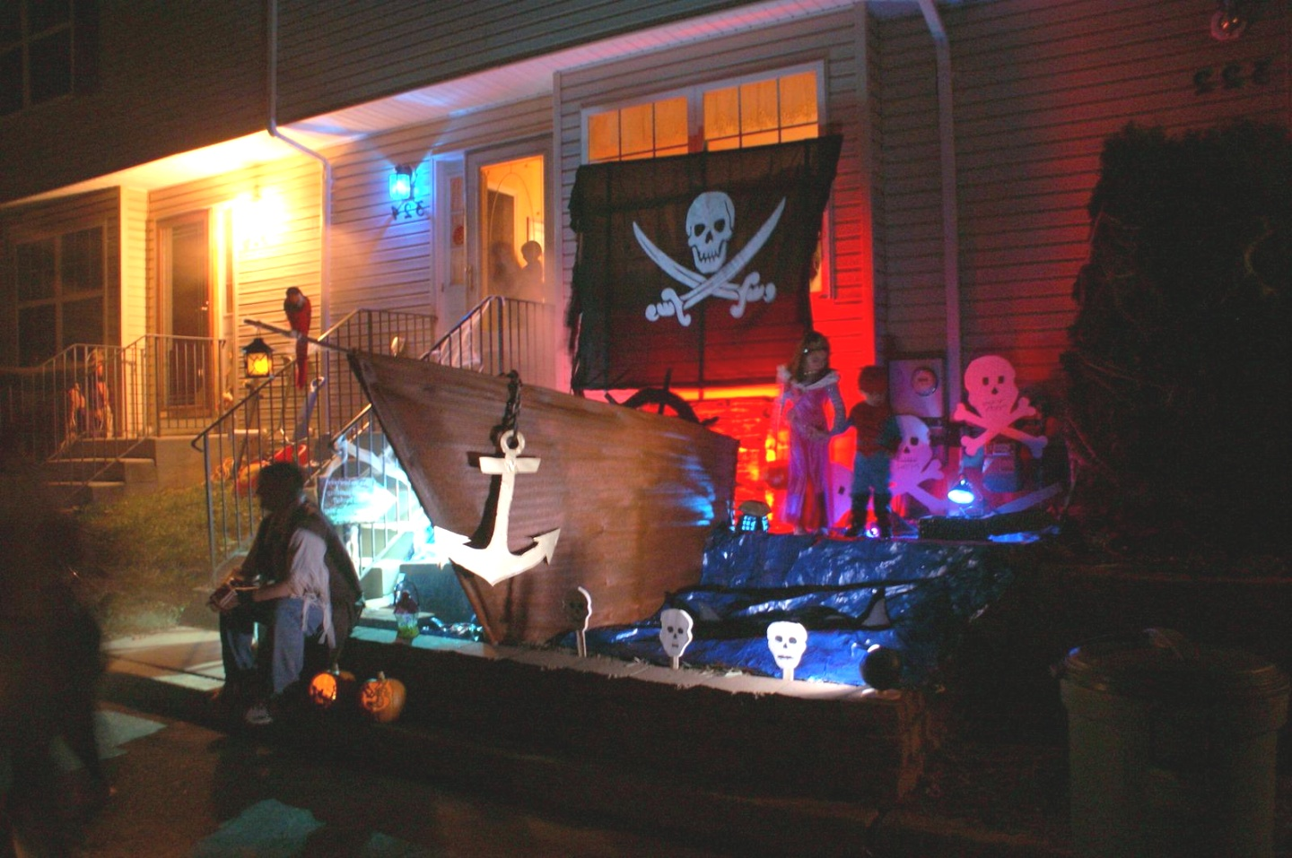 pirate themed halloween decorations | Pirate Halloween Decorations creative halloween decorations ..